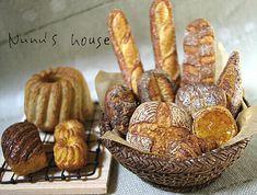 Miniature bread - Nunu's House