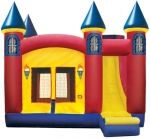 $125 for single bounce house, $225 for combo (pictured) So Cal Bounce - San Diego - Slide Combo Jumps - 858-427-4843