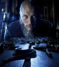 According to history, Ragnar was killed when he was thrown into a pit of snakes.