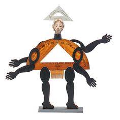 A unique sculpture by Pedro Friedeberg