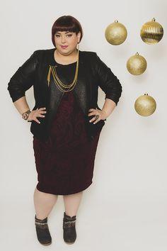 Just Biffi: |Style| The Twelve Looks of Christmas - Look Three | Jewel Tones