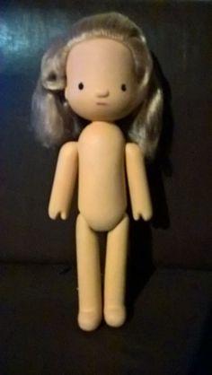 Paní párečková -neví někdo co to je za panenku? Rok a místo její výroby ?