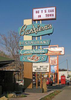 HOme of the sugar steak. Bastiens Denver