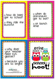 free lunch box printables - use the 4Shared link (not Scribd)