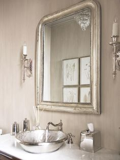 Old World Bathrooms in  from HGTV