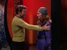 "Star Trek 3 x 21 ""The Cloud Minders"" Charlene Polite as Vanna"