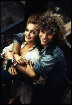 Jon Bon Jovi  Diane Lane