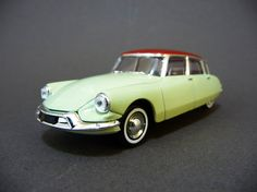 Hey, I found this really awesome Etsy listing at https://www.etsy.com/listing/231399018/miniature-ds-car-french-car-from-the-50s