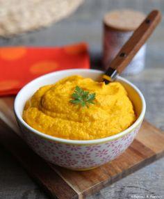 La meilleure purée de carottes du monde