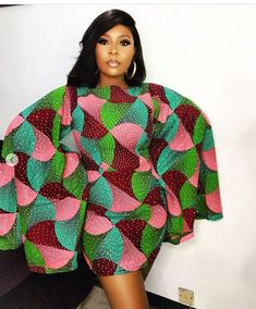 The complete pictures of latest ankara short gown styles of 2018 you've been searching for. These short ankara gown styles of 2018 are beautiful Ankara Styles For Women, Ankara Short Gown Styles, Short African Dresses, Latest Ankara Styles, Short Gowns, Latest African Fashion Dresses, African Print Dresses, African Wear, African Attire