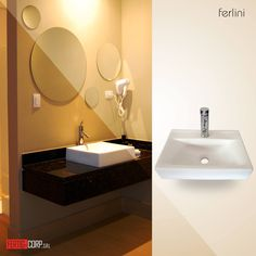 Si te encuentras con baños pequeños los muebles de baño te darán un toque vanguardista y exclusividad a la hora de decorar tu baño. #Fertigcorp #hogar #home #tendencias #ecología #loamo #bañosconestilo #singularbathrooms #modahogar #renuevatusespacios #stylishbathroom #relax #house #interiorismo #meditation #designers #arquitectura #furniture #bathroomdecor #interiordesign #decoraciondebaños #bathroomdesign #diseño #mobiliario