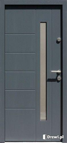 Produkt:  Drzwi AFB 475,14 (AFB) Exterior Doors, Door Handles, House, Model, Wooden Products, Home Decor, Doors, Homemade Home Decor, Haus