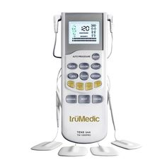Unit is for Over The Counter Use. This new, state-of-the-art TENS unit will get the job done - for up to TWO HOURS per session. Relieve pain, stimulate your nerves and muscles and relax your body - an