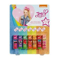 JoJo Siwa Days of the Week Flavoured Lip Balms Jojo Siwa Birthday, 10th Birthday, Birthday Parties, Jojo Siwa Bows, Jojo Bows, Jojo Siwa Outfits, Accessoires Barbie, Kids Makeup, Birthday Wishlist