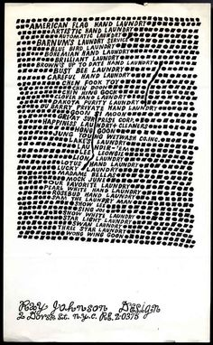 MoMA.org | Interactives | Exhibitions | Ray Johnson
