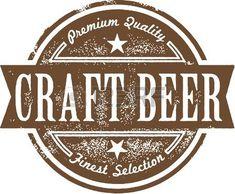 Craft Beer Label photo
