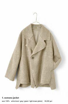 Thick Tweed | [ JURGEN LEHL ]