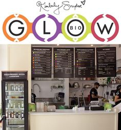 Best Juice Bars: Glow Bio