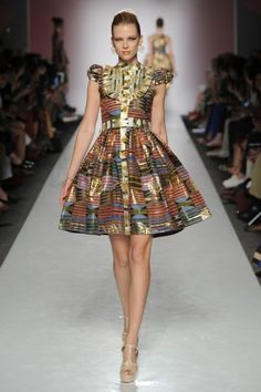 Kiki Clothing 2014 Collection for Rome Fashion Week