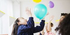 Children Playing With Colorful Balloons At Party Photography , Royalty Free Images, Royalty Free Stock Photos, Colourful Balloons, Colorful, Dirt Cheap, Real Simple, Kids Playing, Birthday Parties, Birthday Ideas