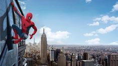 Spiderman Homecoming HD Wide Wallpaper For Widescreen Wallpapers