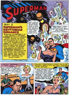 Wayne Boring's Superman