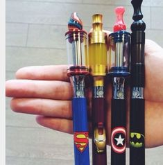 www.ecigar.in Buy electronic cigarette and liquid  These are awesome. Nerdy versions of anything are always best