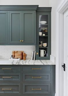New Kitchen Cabinet Ideas #kitchencabinets