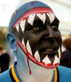 San Jose Sharks fan. Pretty cool