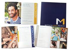ARMS Informational Booklet #design #booklet #spread #agency #informational #Brochure Booklet, Arms, Branding, Design, Brand Management, Identity Branding, Weapons