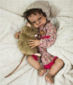 Черная жемчужина Диана, кукла реборн Елены Ястребовой / Куклы Реборн Беби - фото, изготовление своими руками. Reborn Baby doll - оцените мастерство / Бэйбики. Куклы фото. Одежда для кукол