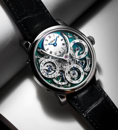 How do you make a damn good watch even better? It's a question many watchmakers are faced when they produce a piece that captivates, entertains and amazes...