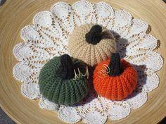 Thanksgiving Pumpkins, #Halloween pumpkins, table centerpieces, #pumpkins decor, Thanksgiving gift, fall decor, Thanksgiving crochet pumpkins ~ETSY