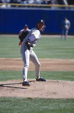 """The Big Unit"" - Randy Johnson, #Mariners Starting Pitcher, 1989-1998"