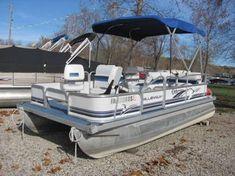 Pontoon Boat on