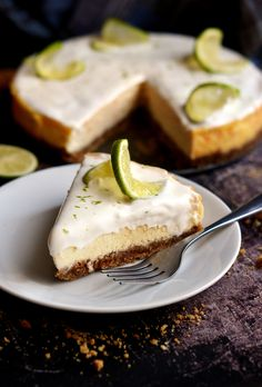 Mousse, Cheesecake, Lime, Food And Drink, Menu, Pudding, Cookies, Desserts, Recipes