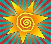 #Cricut  Desert Southwest - Patterns/Color - bright sunny pattern.  Simple.