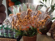 Cookieria By Margaret Jungle Cookies