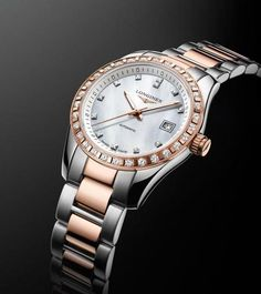Longines Conquest Collection for women