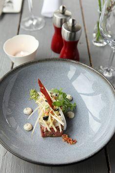 Beef tartare @ Vers Namur Belgium