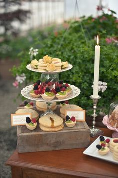 Greenhouse Garden Wedding Ideas