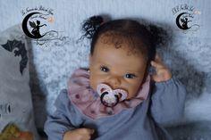 Izia Reborn Baby Doll kit Pilar d'Adrie Stoete.