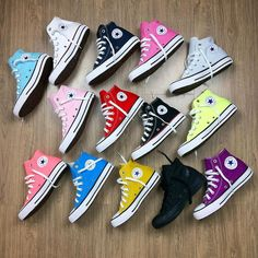 All star convense Mode Converse, Sneakers Mode, Outfits With Converse, Converse All Star, Converse Shoes, Converse Chuck Taylor, Sneakers Fashion, Fashion Shoes, Custom Converse