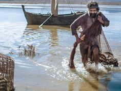 1st century fishing - Peter