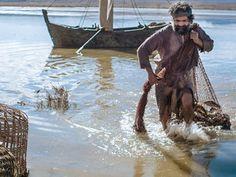 1st century fishing - Peter