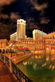 Venetian in Las Vegas. Had my heart set on this hotel from the start. So glad we've booked it.