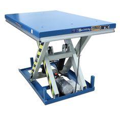 HLT-4400 Hydraulic Lift Table | Baileigh Industrial | Baileigh Industrial
