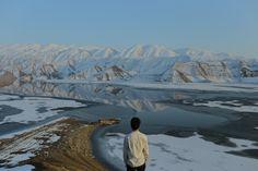 #freetoedit #nature #frozen #boy #portrait