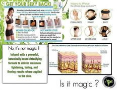 Have you tried that Crazy Wrap thing Yet? The It Works! Ultimate Body Applicator is not water weight loss, it detoxes your body & rids it of all the bad fat, disposing it into your liver & expelling it out of your body naturally.  It will firm, tighten & tone your skin & help with cellulite & stretch marks! A Box of 4 at retail price is $99, or $59 with loyal customer pricing!