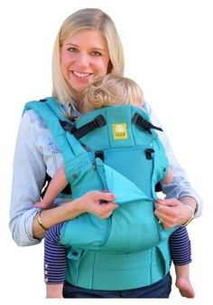 3cccdcd665c Lillebaby Complete All Seasons Baby Carrier In Caribbean Sea Teal